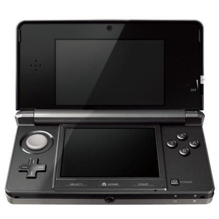 Nintendo 3DS Konsole Kosmos Schwarz für 129€ im eBay-Shop von redcoon