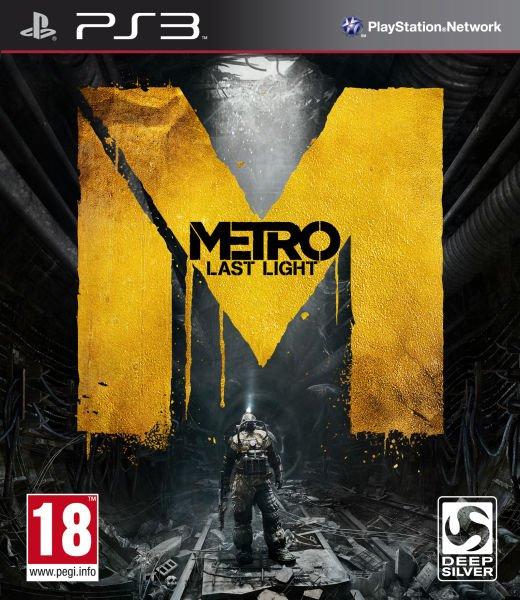Sony PS3 – Metro: Last Light für €17,87 [@Zavvi.com]