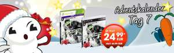 Splinter Cell: Blacklist (PS3, XBOX360) bei GAMESTOP