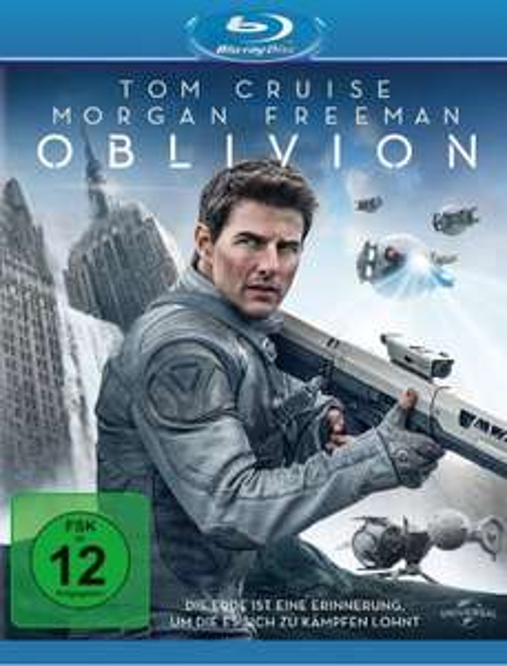 [Amazon] Oblivion Blu-ray