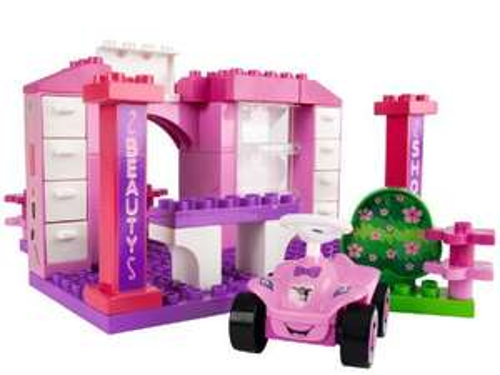 PlayBIG Bloxx BIG-Bobby-Car Beauty Salon für 6,77€ [Amazon - Prime]