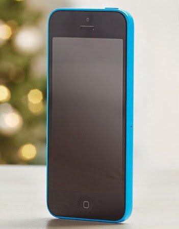 [ebay Bescherung] Apple iPhone 5c, 16 GB, blau