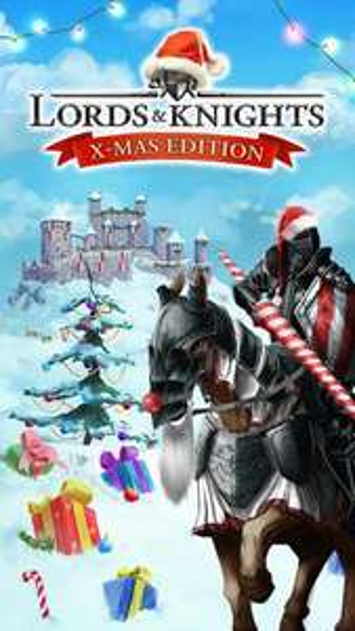 Kostenlose In-App-Käufe für Lords & Knights – X-Mas Edition