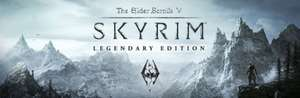 Skyrim Legendary Edition für 19€
