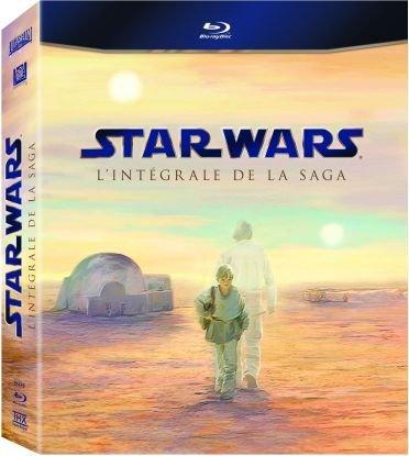 [Amazon.fr] Star Wars The Complete Saga Bluray für 62€
