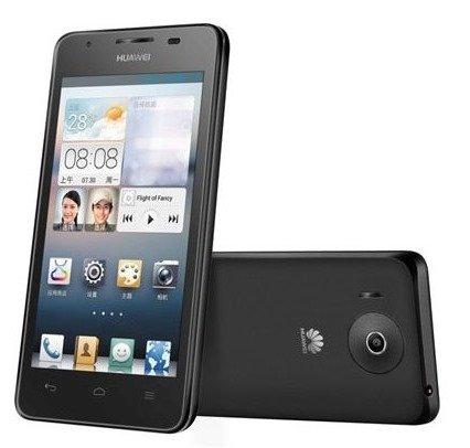 Huawei Ascend G510 - mit otelo PREPAID Karte (kein Vertrag)   @Logitel
