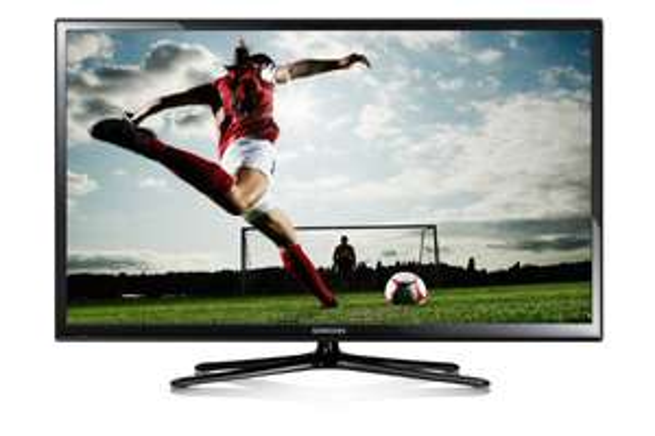Samsung PS60F5000 152 cm (60 Zoll) Plasma-Fernseher, EEK A (Full HD, 600Hz Subfield Motion, DVB-T/C, CI+) schwarz  @real 799€