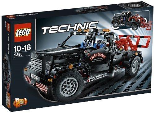 LEGO Technic 9395 - Pickup-Abschleppwagen @ Real