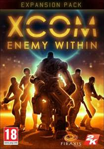 [STEAM] XCOM Enemy Within für 15,80€ @gamefly