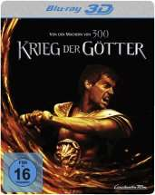 [Media Markt Online] 3D Bluray Krieg der Götter Steelbook Edition | VSK-frei 9€