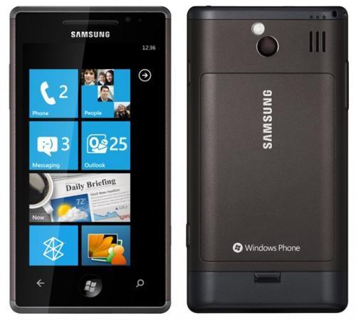 [Lokal/offline]Omnia 7 - Smartphone mit Windows Phone 7 für 199,95 €