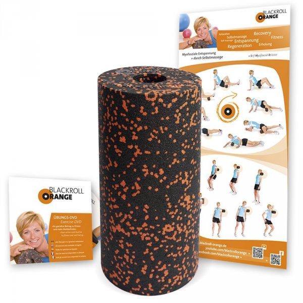 Blackroll-Orange Standard Selbstmassagerolle für 19,99€ (Prime Kunde) oder 20,88€ @Amazon.de