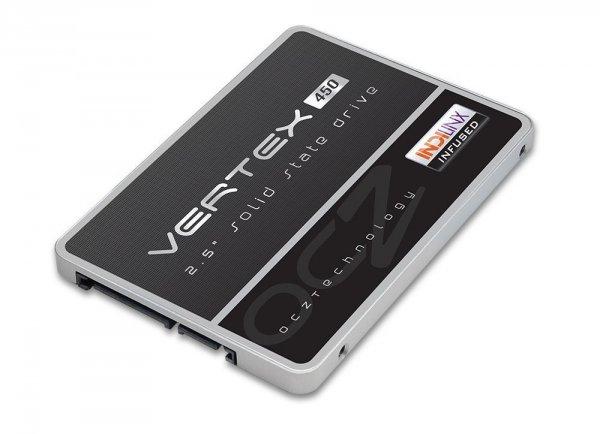 """OCZ Vertex 450 256GB, 2.5"""" für ~166€ @Amazon.fr"""