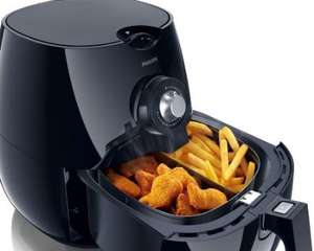 Philips HD9220 - Heißluft-Fritteuse (80% weniger Fett) für ~116€ @Amazon.fr
