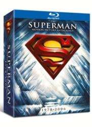 Superman(1-5)Complete  Movie Collection (Blu-ray) für ~33,80€ als Pre-Order bei bee.com