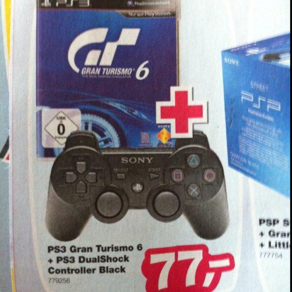 [ToysRus] Gran Turismo 6 + DS3 77€