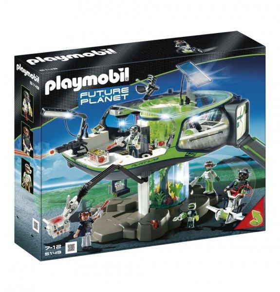 PLAYMOBIL ® Future Planet E-Rangers Future Base 5149 @Galeria Kaufhof.de