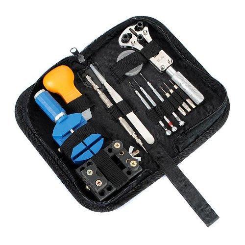 [Ebay.de]Uhrmacherwerkzeug  Set 30-teilig Nylon Tasche o. Vsk für 11,89 €
