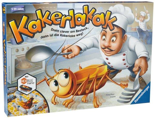 Ravensburger - Kakerlakak für 17,99€ (Neukunden für 15,99€) inkl. Versand (Idealo 24,48€) + 10% Rabatt