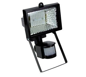 Solar-LED-Wandfluter mit Bewegungsmelder von heitronic für 34,95 € ohne versandkosten