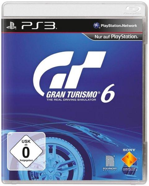 Gran Turismo 6 (PS3) für 49,90 inkl. Versand
