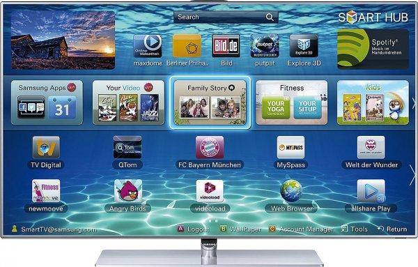 [Lokal MM Esslingen] Samsung UE40F7090, 101 cm (40 Zoll) für 890 € inkl. Samsung Galaxy Tab 7.0 8 GB WIFI *Bestpreis*