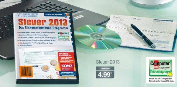 [Aldi Nord] Steuer 2013 ab 16.12 [identisch mit T@x 2014, ähmlich Wiso SteuerSparbuch 2014]