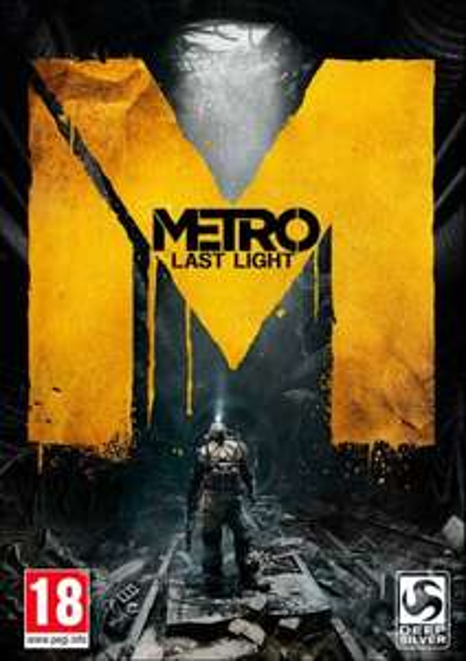 [STEAM] Metro: Last Light für 8,10€ @gamefly