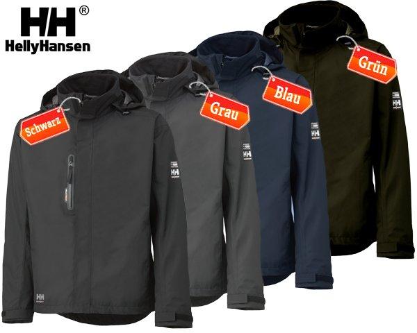 Helly Hansen Wind- u. Wasserdichte Jacke für 89,95€ zzgl. 6,95€ Versand @guut.de