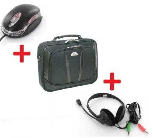 Laptoptasche 10€ Kostenloser Versand + MAUS + HEADSET als Geschenk