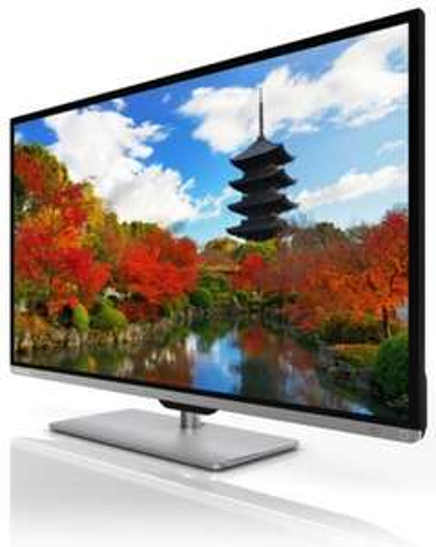 [Zack-Zack.de]Toshiba 50L7363DG 126 cm (50 Zoll) 3D LED-Backlight-Fernseher, EEK A+ (Full-HD, 200Hz AMR, DVB-T/-C/-S, CI+, WLAN, Smart TV, HbbTV) schwarz/silber o. Vsk 669 €