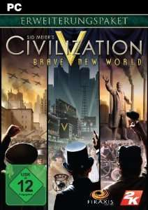 Amazon.de Download Sid Meier's Civilization V - Brave New World (Add-On)