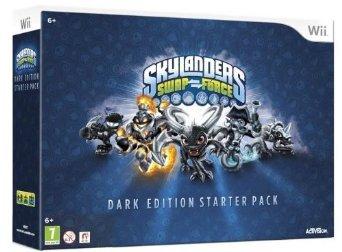 Skylanders Swap Force Wii Dark Edition