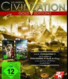 8,97€ für Sid Meiers Civilization. (Steam Code)