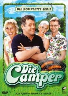 DVD-Boxen für je nur 29,95 €: Die Camper / Ritas Welt / Alles Atze