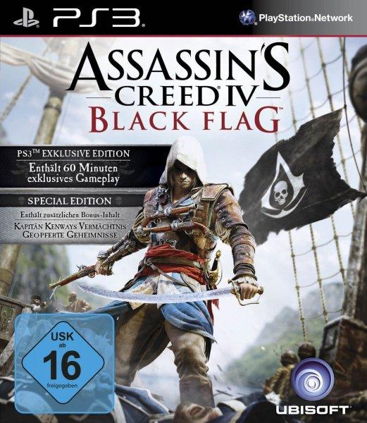 Assassin's Creed 4: Black Flag - Special Edition [Amazon.de]