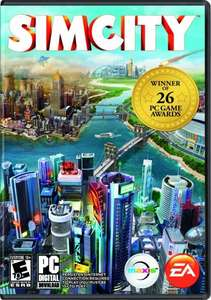 [Origin] Simcity für 19,99$ (14,58€) bei amazon.com