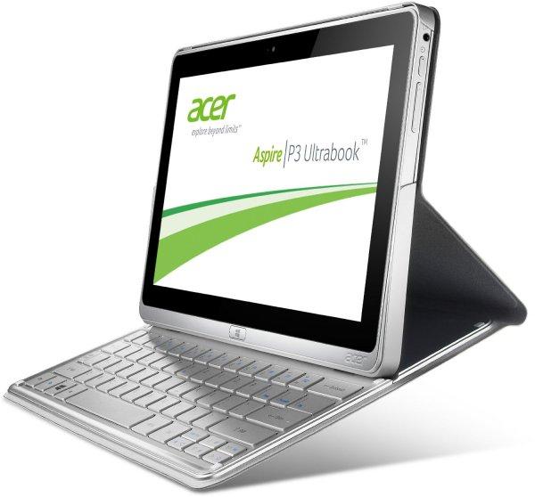 Acer Aspire P3 Convertible für 392,64€! 50€ Gutschein+Aktion (gute 30% unter Idealo!)