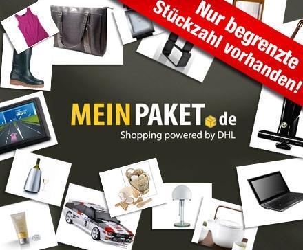 Meinpaket bei Dailydeal: 29,99€ statt 60€ - MBW 80€