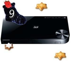 Samsung 3D Blu-Ray Player (BD-F6500)