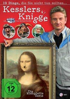 DVDs für je 5 €: Kesslers Knigge / Darüber lacht die Welt / Herzog - Der Scheidungsanwalt / Uwe Wöllner / Ausbilder Schmidt
