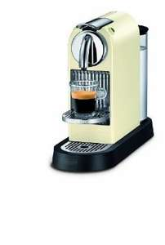 (Amazon) Nespresso Maschine DE-LONGHI Citiz EN166B oder EN166CW für je 99,00€ + 60€ Nespresso Club Gutschein