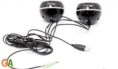 CANYON CNR-FSP01 Stereo Lautsprecher-Set für 14,99