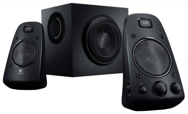 [Amazon] Logitech Z623 2.1 PC-Lautsprechersystem für 89,00 Euro