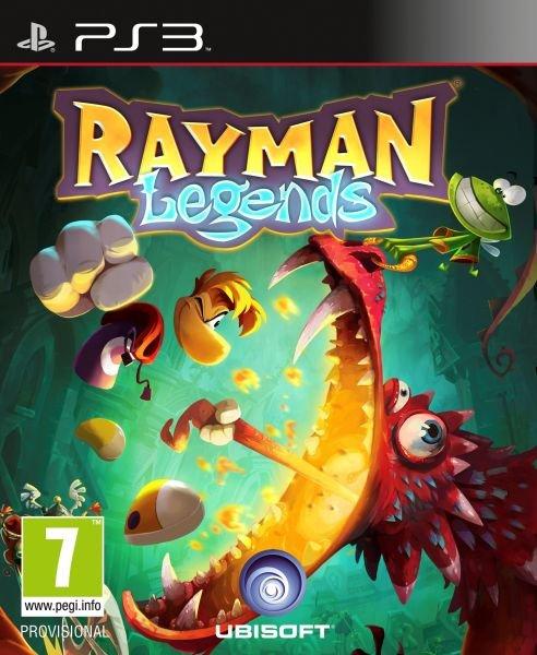 Rayman Legends (Wii U/PS3/Xbox 360) für 17,90€ inkl. Versand @Zavvi