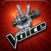KOSTENLOS: This is The Voice: On Stage! (iOS App) à la Sing-Star