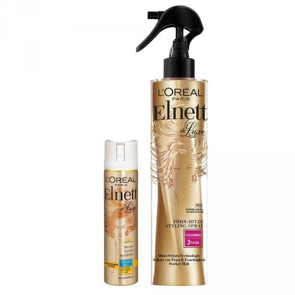 Hitze-Styling Spray mit Mini-Haarspray gerade im Blitzangebot beim Amazon