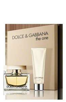 Douglas: Dolce & Gabbana - The One Woman Duftset (EDP 30 ml + BL 50 ml) + D&G Badesalz 30 g + D&G The One EDP Miniatur (5 ml) + Originalgröße CK Sheer Beauty + Körpercreme Rituals 30 ml  + 3 Proben für 44,99 und mehr Optionen