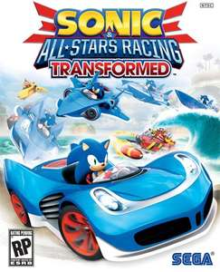 [Steam] Sonic & All-Stars Racing Transformed Sega für 3,64€ (amazon.com)