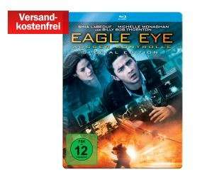 Eagle Eye & Die Legende von Aang Steelbook (Blu-ray) für je 5€ @Media Markt